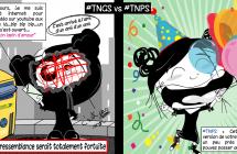 TNGS versus TNPGS: Que le combat commence !!!