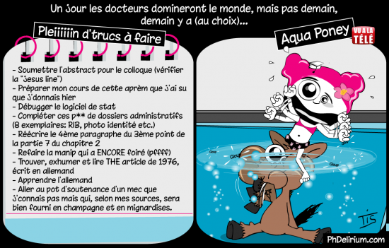 docteur humour aquaponey