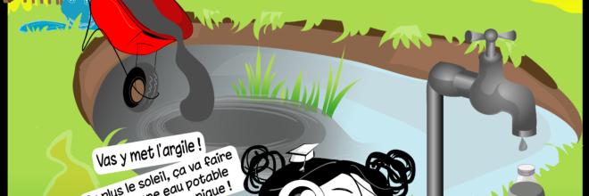 Thèse dépollution de l'eau