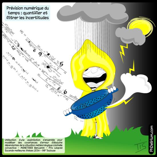Thèse Prévisions atmosphériques