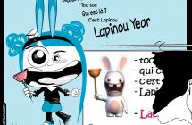Bon Lapinou Year !!!