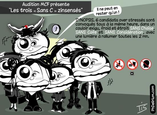 audition MCF