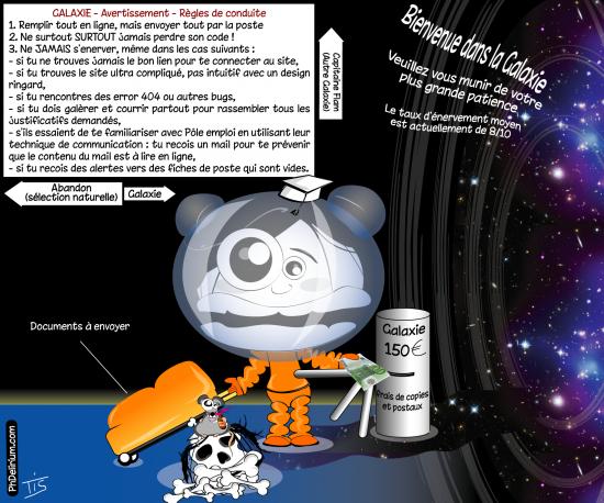 galaxie ATER qualification doctorat