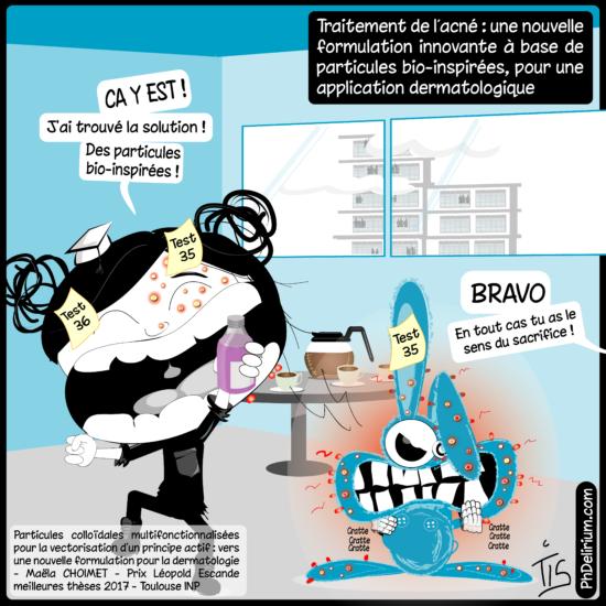 Thèse dermatologie